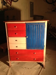 upcycled chest