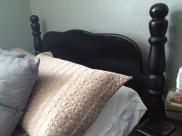 Grandpa's bed