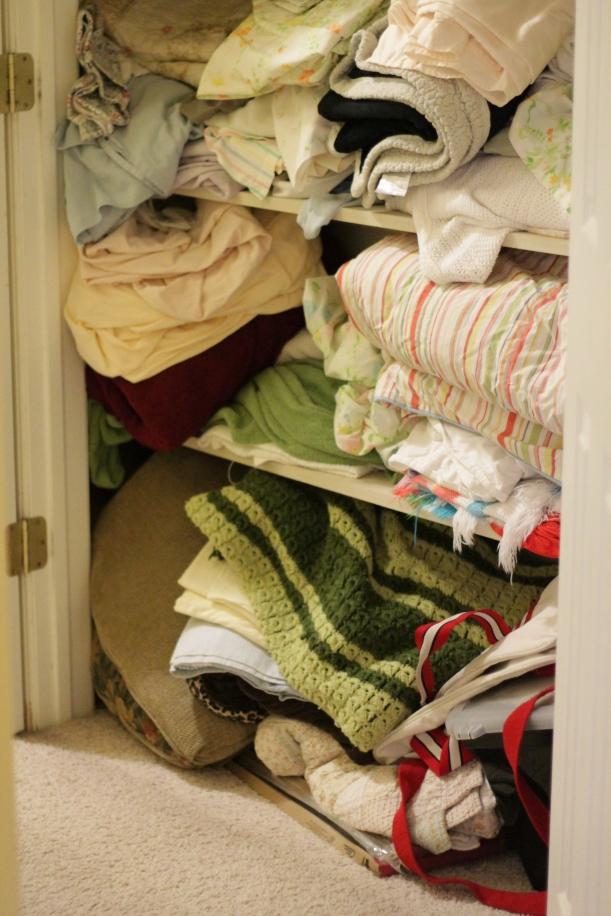 Closet organization 005