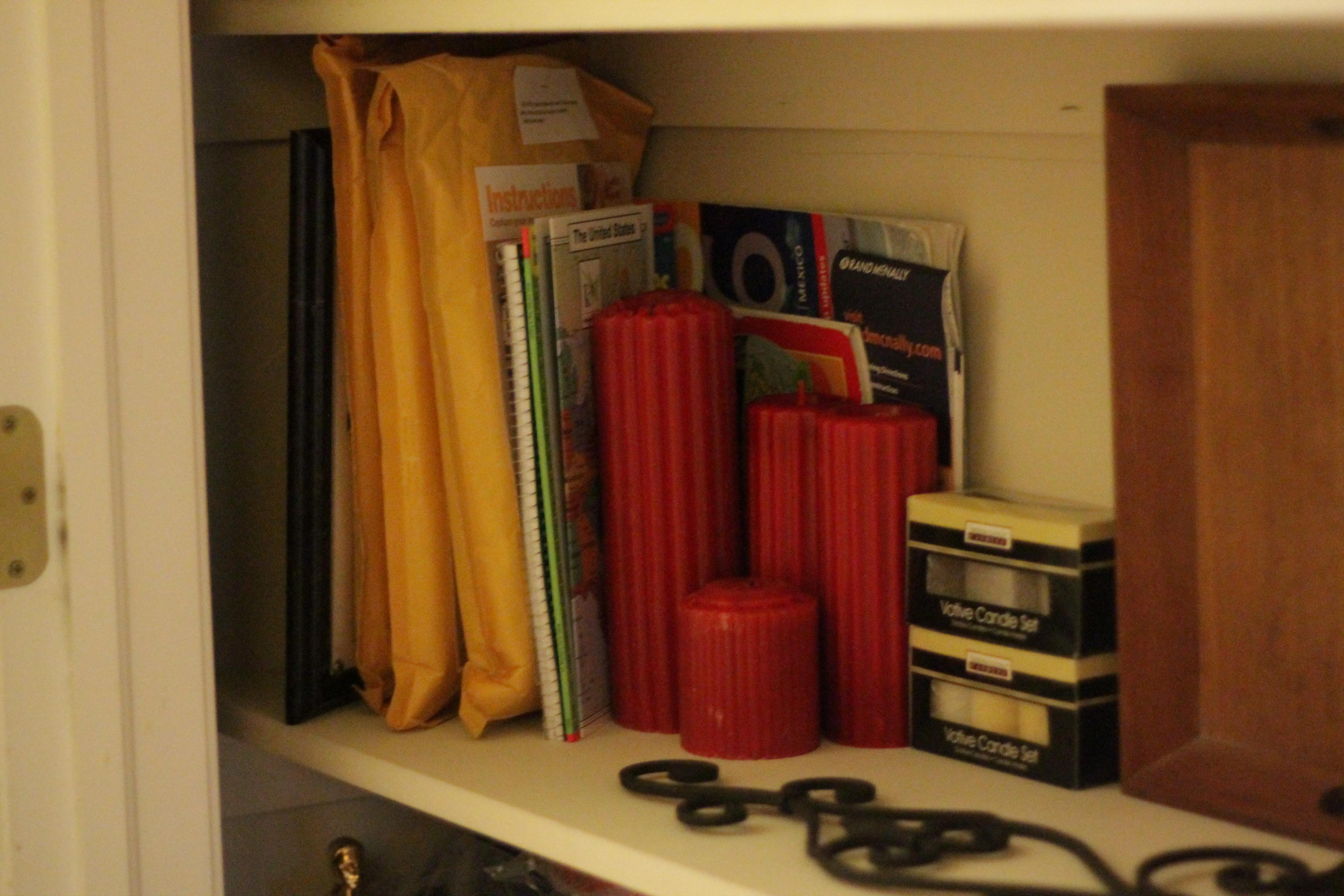 Closet organization 027