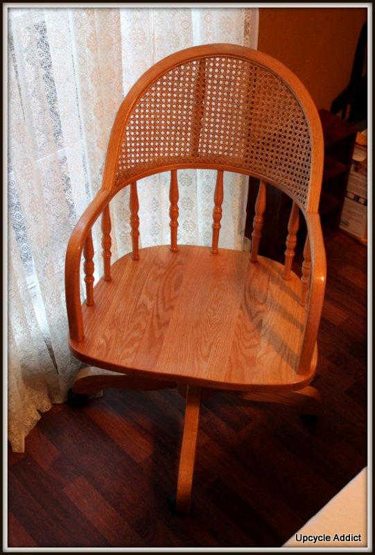 Curb chair 001
