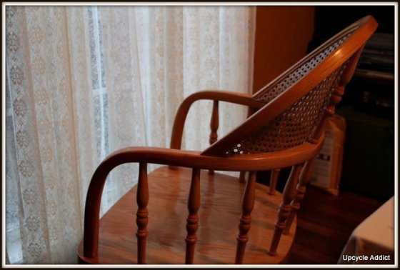 Curb chair 004